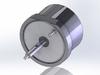 Limited Angle Torque Motor -- TMR-075-10-001-2H - Image