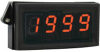 Adjustable LCD Digital Panel Meter -- DPMA-4 Series - Image