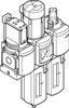 MSB4N-1/4:C3J2M1-WP Filter/Regulator/Lubricator Unit -- 543558 -Image