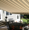 Heavy Duty Retractable Awning -- SunShelter Triumph