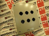 PUSHBUTTON ENCLOSURE STEEL 6HOLE -- 080HEG32