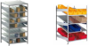 Boltless Sloping and Storage Shelving System - Image