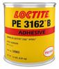 Henkel Loctite PE 3162 Epoxy Adhesive Hardener Amber 1 qt Can -- 233557 -Image