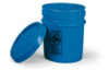 5-Gallon Plastic Pails -- 7473402 - Image