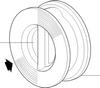 Carbon Steel Split Disc Check Valve -- SDCV7 - Image