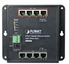 8-Port 10/100/1000T Wall Mounted Gigabit Ethernet Switch with 4-Port PoE+ -- PT-WGS-804HP