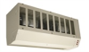 Leading Edge, Air Curtain - High Vel. Hot Water/ Steam