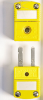 Thermocouple Connectors Flat Pin -- SMPW and HMPW - Image