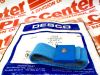 DESCO 09028 ( WRISTBAND, ELASTIC, ADJUSTABLE 4MM; WRIST BAND TYPE:ADJUSTABLE; CIRCUMFERENCE MAX:330MM; LEAD LENGTH:-; WRISTBAND COLOUR:BLUE; GROUND TERMINALS:STUD; ) -Image