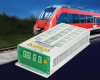 900Vdc Input, 100W Rugged DC-DC Converter for Railway and Other Heavy-duty Applications -- HVT 100R-1K-F2 -- View Larger Image