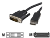 StarTech.com DisplayPort to DVI Video Converter Cable -- DP2DVIMM10