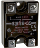 Relay;SSR;Power;Cur-Rtg 25A;Vol-Rtg 240AC;Panel Mnt;Quick Connect;UL, CSA, CE -- 70133861