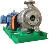 Magnetic Drive Process Pumps -- MAXP Series - Image