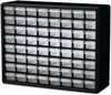 64-Drawer Plastic Storage Cabinet -- 10164