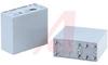 Relay;E-Mech;Sfty;2 CO;Cur-Rtg 8A;Ctrl-V 24DC;Vol-Rtg 400/250AC/DC;PCB Mnt;8 Pin -- 70075395