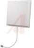 Antenna, 900 MHz, 8 dBi Flat Patch, ISM, GSM, RFID & Wireless Lan, 12