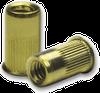 Round Body Rivet Nut CAK Series Steel - Inch -- CAK2-610-6.6