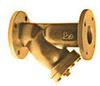Bronze, Flanged, Wye-Pattern Strainer -- 77F-BI