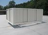 Acoustical Screening for Rooftop HVAC and Mechanical Equipment -- HUSH SCREEN™ - Image