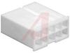 PLUG HOUSING-FREE HANGING;94V-0;10 CIRCUITS -- 70190930 - Image