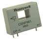 CSN Series closed loop current sensor, measures ac, dc or impulse current, 100 A nominal, ±150 amp range, center pin, busbar, 1000 turn -- CSNF161-002