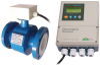 High Performance Magnetic Flow Meter -- Series MAG888