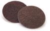 Standard Abrasives 848631 XD Non-Woven A/O Aluminum Oxide AO Quick Change Surface Conditioning Disc - Coarse Grade - 4 in Diameter - 43465 -- 051141-43465