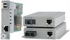 1000BASE-T to 1000BASE-SX/LX Managed Media Converter -- iConverter® Gx AN