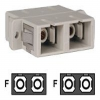 Tripp Lite - Fiber optic coupler - SC multi-mode (F) - SC mu -- N452-000