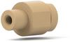 Check Valve Inline Non-Metallic 10-32 -- CV-3340