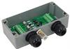 Weatherproof 4-Channel 4-20 mA Current Loop Protector - 15V -- AL-CL4W-15 -Image