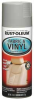 Fabric & Vinyl Paint,Gray,11 oz -- 4YLD7