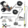 Pressure-Pro Deluxe Start Your Own Pressure Washer -- Model EB4040HCE-HTQBS