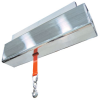 Stainless Steel LAB-LIFT™ Cleanroom Strap Hoist - Image
