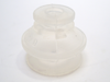 Single Bellow Style Vacuum Cups -- B20S Sil