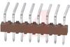 .100 KK Header; Right Angle; 8 Circuit -- 70190887 - Image