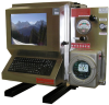 Hazloc Fully Enclosed Workstation -- VT952ESW