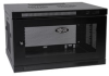 SmartRack 6U Wall-Mount Rack Enclosure Cabinet -- SRW6U