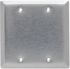 Blank Plate -- Box Mounted, Two Gang -- SL23 - Image