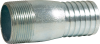 1-1/2 in. Galvanized Insert Pipe Fitting -- 8232209 - Image