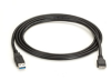 USB Version 3.0 Cable - Type A Male–Type Micro B Male, 6-ft. (1.8-m) -- USB32-0006-MM