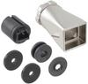 Modular Connectors - Plug Housings -- ID550000-ND