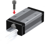 Global Standard Caged Ball Linear Motion Guide -- SHS-V Block -Image