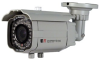 Outdoor, 480 TV Lines, 42 Infrared Light, Bullet Camera