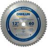 Oshlun SBF-120060 12-Inch 60 Tooth TCG Saw Blade with 1-I.. -- SBF-120060
