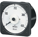 DC voltmeter image
