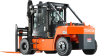 Internal Combustion Forklifts with Pneumatic Tires -- High Capacity