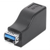 SIIG SuperSpeed USB - USB adapter - 9 pin USB Type A (F) - 9 -- CB-US0A11-S1