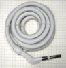 "Electriflex Low Voltage Hose - 1¼"" x 30' - Light Gray -- BV-385"