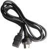 10ft Australian AS3112 3-pin Plug to IEC C19 Power Cord -- SF-3918-10B - Image